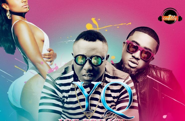 YQ ft. Ice Prince - THAT GIRL (prod. by Ill Keys) Artwork | AceWorldTeam.com