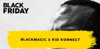 Black Magic & Kid Konnect - BLACK FRIDAY (EP) Artwork | AceWorldTeam.com