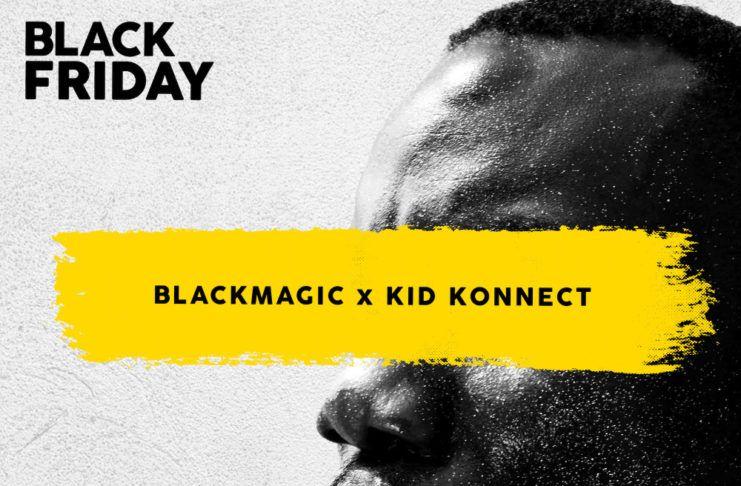 Black Magic & Kid Konnect - BLACK FRIDAY (EP) Artwork | AceWorldTeam.com