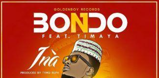 Bondo ft. Timaya - INÀ (prod. by TYMG Rupa) Artwork | AceWorldTeam.com