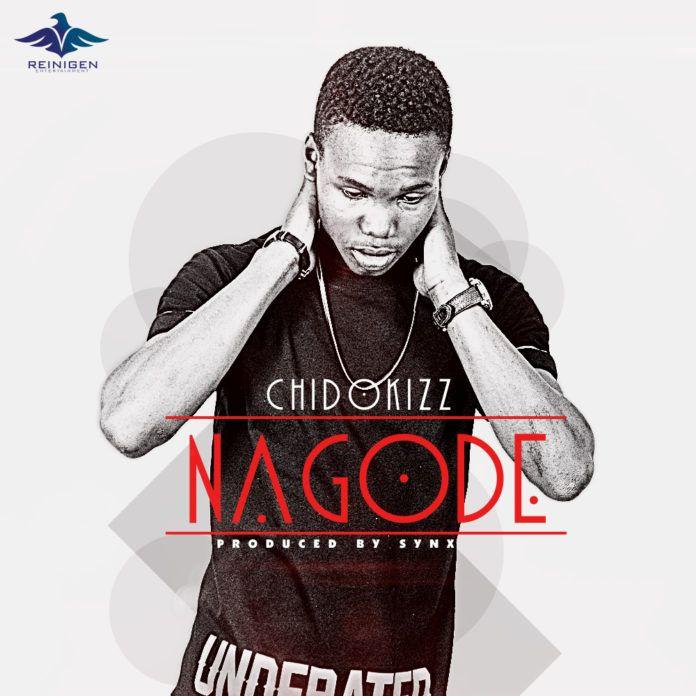 ChidoKizz - NAGODE (prod. by SynX) Artwork | AceWorldTeam.com