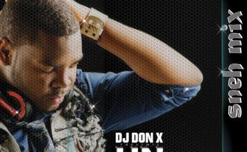 DJ Don X - THE UNSTOPPABLE SNEH MIX 12 Artwork | AceWorldTeam.com