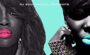 DJ Soupamodel & Tiwa Savage - MY DARLIN (Afro EDM Remix) Artwork | AceWorldTeam.com