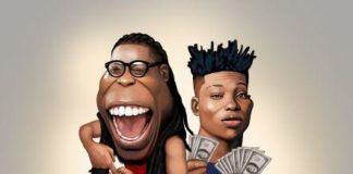 Edem ft. Reekado Banks - NYEDZILO (prod. by Magnom) Artwork | AceWorldTeam.com