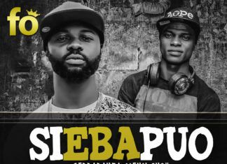 FO ft. DJ Kenny - SI EBA PUO (prod. by Emzo) Artwork | AceWorldTeam.com