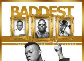 INK Edwards ft. Pasuma Wonder, Falz & M.I - BADDEST 2.0 (prod. by Galactic Beatz) Artwork | AceWorldTeam.com