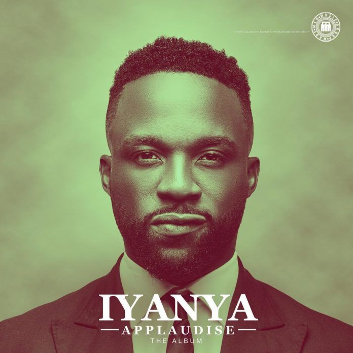 Iyanya - APPLAUDISE (The Album) Artwork | AceWorldTeam.com