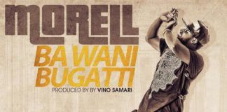Morell - BA WANI BUGATTI (prod. by Vino Samari) Artwork | AceWorldTeam.com