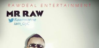 Mr. Raw ft. GyC - IGBAKALAM ISI Artwork | AceWorldTeam.com