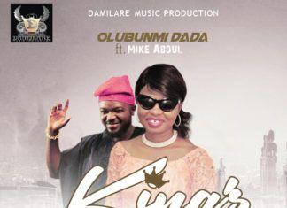 Olubunmi Dada ft. Mike Abdul - KING's PRAISE (prod. by Tyanx) Artwork | AceWorldTeam.com