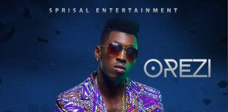 Orezi - THE GHEN GHEN ALBUM Artwork | AceWorldTeam.com