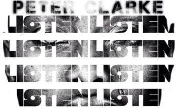 Peter Clarke - LISTEN (prod. by Echo) Artwork | AceWorldTeam.com