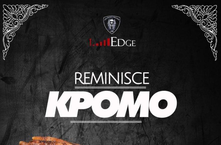 Reminisce - KPOMO (prod. by Tyce) Artwork | AceWorldTeam.com