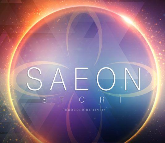 Saeon - STORÍ (prod. by TinTin) Artwork   AceWorldTeam.com