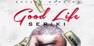 Seriki - GOOD LIFE (prod. by Dicey) Artwork | AceWorldTeam.com