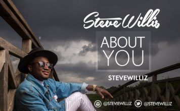 Steve Williz - ABOUT YOU (prod. by Yung Willis) Artwork | AceWorldTeam.com