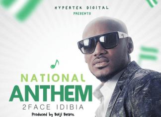 2face Idibia - NATIONAL ANTHEM (prod. by Bolji Beatz) Artwork | AceWorldTeam.com