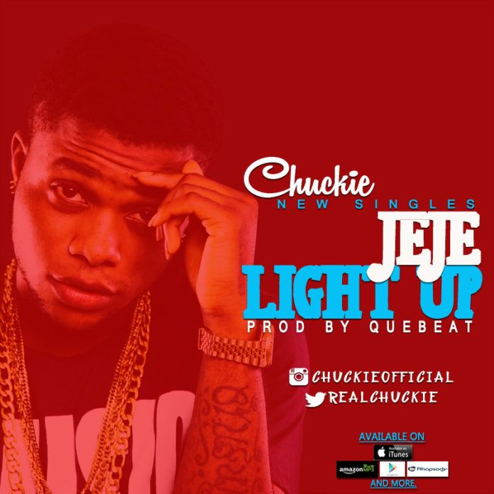 Chuckie - JEJE + LIGHT UP Artwork | AceWorldTeam.com