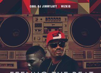 DJ Jimmy Jatt ft. Wizkid - FEELING THE BEAT (prod. by Del'B) Artwork | AceWorldTeam.com