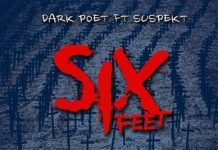 Dark Poet ft. Tha Suspect - SIX FEET (prod. by Dhecade) Artwork | AceWorldTeam.com
