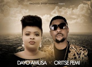 Dayo Amusa ft. Oritse Femi - AIYE MI Remix (prod. by Da Beat) Artwork | AceWorldTeam.com