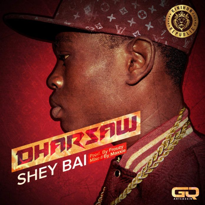 Dharsaw - SHEY BAI (prod. by Frouzy) Artwork | AceWorldTeam.com