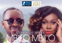Eddy Kenzo ft. NiniOla - MBILO MBILO Remix (prod. by Kuseim) Artwork | AceWorldTeam.com