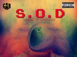 Full Effex - SIGNAL OF DISTRESS (Mixtape) Artwork | AceWorldTeam.com
