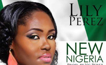 Lily Perez - NEW NIGERIA (prod. by VC Perez) Artwork   AceWorldTeam.com