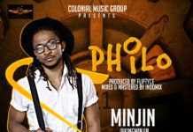 Minjin - PHILO (prod. by Fliptyce) Artwork | AceWorldTeam.com