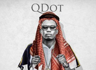 Q.Dot - ALHAJI (prod. by Antras) Artwork | AceWorldTeam.com