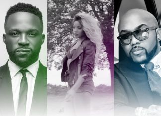 Seyi Shay ft. Iyanya & Banky W - RIGHT NOW (The Remix) Artwork | AceWorldTeam.com