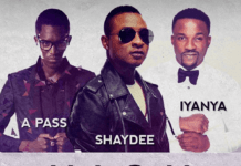 ShayDee ft. Iyanya & A-Pass - HIGH (Remix) Artwork | AceWorldTeam.com