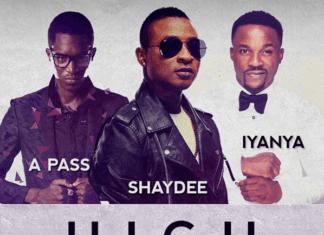 ShayDee ft. Iyanya & A-Pass - HIGH (Remix) Artwork | AceWorldTeam.com