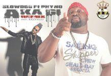 Slow Dogg ft. Phyno - AKA GI Remix (prod. by Kezy Klef) Artwork | AceWorldTeam.com