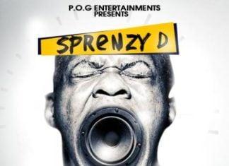 Sprenzy D - LOUD IT (prod. by Kue-Bounce) Artwork | AceWorldTeam.com
