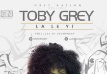 Toby Grey - LA LE YI (Night Train ~ prod. by DrumPhase) Artwork | AceWorldTeam.com