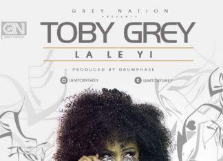 Toby Grey - LA LE YI (Night Train ~ prod. by DrumPhase) Artwork | AceWorldTeam.com