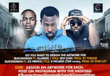 WIN 50,000 BY DESIGNING RUGGEDMAN'S NEW SINGLES ARTWORK - #RuggedmanSinglesArtworkCompetition Artwork | AceWorldTeam.com