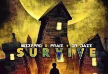 WizzyPro Beatz ft. Praiz & Dr. Jazz - SURVIVE Artwork | AceWorldTeam.com