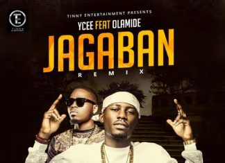 YCee ft. Olamide - JAGABAN Remix (prod. by Dwill) Artwork | AceWorldTeam.com
