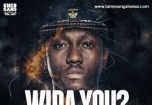Young Stunna - WIDA YOU? (prod. by Chimaga) Artwork | AceWorldTeam.com