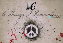 16 _ 6 Things I Remember ...written by BigDan Artwork | AceWorldTeam.com
