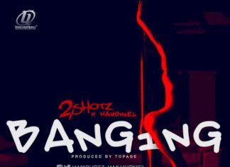 2shotz ft. Hayo Niel - BANGING (prod. by TopAge) Artwork | AceWorldTeam.com