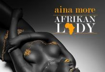 Aina More - AFRIKAN LADY (prod. by Benie Macaulay) Artwork | AceWorldTeam.com