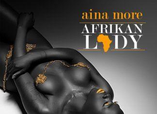 Aina More - AFRIKAN LADY (prod. by Benie Macaulay) Artwork | AceWorldTeam.com