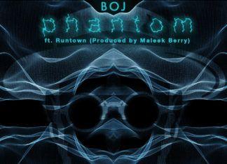 BOJ ft. Runtown - PHANTOM (prod. by Maleek Berry) Artwork | AceWorldTeam.com
