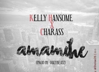 Charass & Kelly Hansome - AMAMIHE Artwork | AceWorldTeam.com