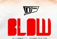 DJ Vinnie ft. Sound Sultan - BLOW (prod. by 2Jo) Artwork | AceWorldTeam.com