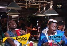 DavidO ft. Olamide - THE MONEY (prod. by Kiddominant) Artwork | AceWorldTeam.com